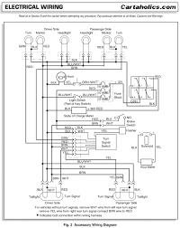 ez go golf cart battery wiring diagram free sample remarkable