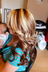 partial red highlights on dark brown hair 70 stunning blonde highlights on dark brown red hair