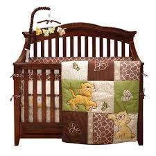 Kohls Crib Bedding the lion king 4 pc go wild crib set