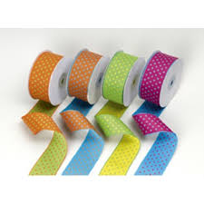 fabric ribbons gross ribbon with stitch
