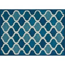 Blue Wool Rug Cobalt Blue Rugs Shop For Cobalt Blue Rugs On Polyvore