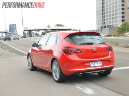 opel australia 2012 opel astra sports review performancedrive