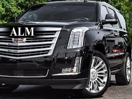 lexus platinum extended warranty used car 2016 used cadillac escalade 4wd 4dr platinum at alm gwinnett