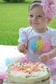 guilt free smash cake healthy ingredients u0026 stress free cleanup