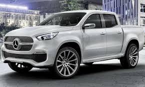 subaru concept truck mercedes will show x class pickup concept