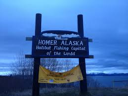 Homer Alaska Map by One Woman Killing Spree Day 156 Halibut Fishing In Homer Alaska