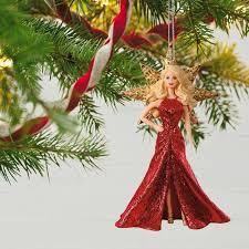 Goddaughter Christmas Ornaments 2017 Holiday Barbie Ornament Keepsake Ornaments Hallmark