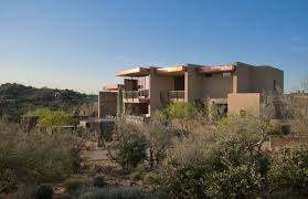 architecture naturally home exterior design in beige color from