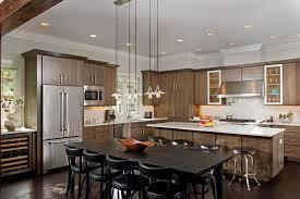 Kitchen Design Boulder Contemporary Kitchen Featuring Kabinart Mission Cherry Boulder
