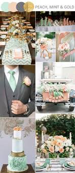 mint green wedding 8 stunning wedding colors in shades of gold for 2017 brides