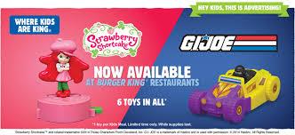 yojoe burger king toys 2014