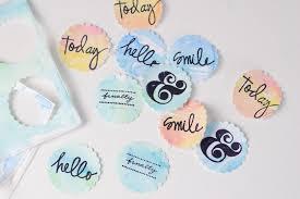 aufkleber selber designen diy sticker 2 dekoration für filofax scrapbook und diary