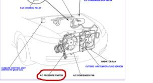 2005 acura tl a c clutch will not kick in shorted the condensor