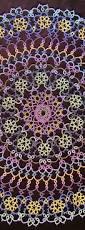 Beautiful Purple Motifs 52 000 Knots U2013 Re Form U2013 Medium