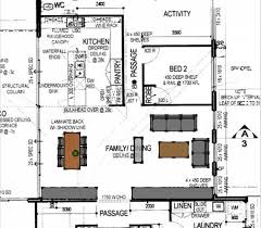 open floor plans one level house plans with slab homepeek
