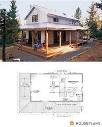 modern cabin floor plans small modern cabin house plan by freegreen energy efficient