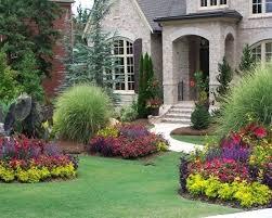 Gardening Ideas For Front Yard Small Front Yard Garden Designs Ghanadverts Club