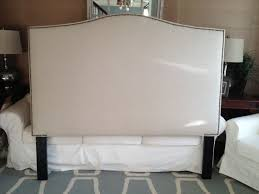Curved Upholstered Headboard by Magnificent Queen Upholstered Headboard Buy Upholstered Headboard