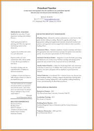 Sample Resume For Assistant Teacher by Resume For Teachers Aide Doc 550711 Example Resume Sample Resume