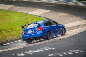 subaru impreza wrx 2017 nürburgring monsoon subaru wrx sti record attempt on the