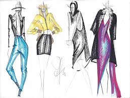 designer shares tips for creating your own fashion design process