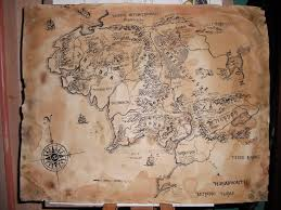 a map of middle earth commission middle earth map by aryundomiel on deviantart
