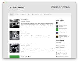 top 53 awesome responsive u0026 free bootstrap wordpress themes