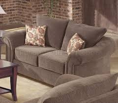 contemporary livng room chenille fabric new emperor u450 dark grey