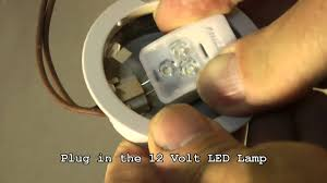 save energy with led how to replace halogen g4 lamps by led g4 in
