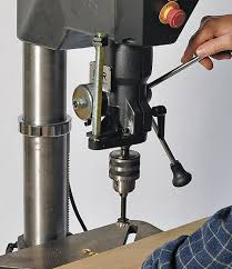 Fine Woodworking Bench Top Drill Press by Nova Voyager Dvr Drillpress Finewoodworking