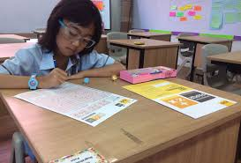 Binus Student Desk by International Competitions And Assessments For Schools Icas