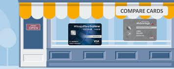 citi business card login compare mileageplus explorer and aadvantage platinum select