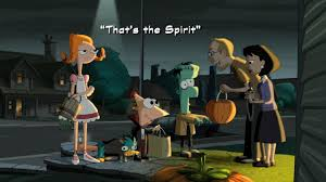 e spirit halloween that u0027s the spirit phineas and ferb wiki fandom powered by wikia