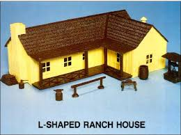 l shaped house with porch jerry quinn classic trains toys catalog buildings building kits