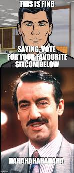 Sitcom Meme - as you can tell my favourite sitcom is only fools and horses