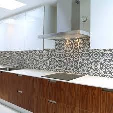 kitchen stencils designs tile stencils stencil your old tile floor or backsplash with tile