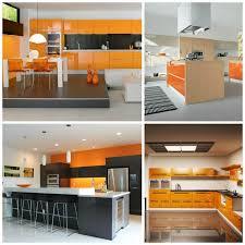 astuce cuisine deco cuisine orange idées et astuces de déco