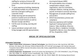 Executive Recruiter Resume Sample by Talent Acquisition Resume Sample Entry Level Reentrycorps