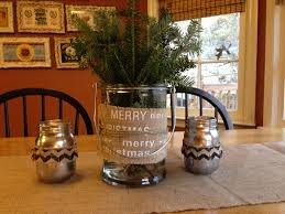 kitchen table centerpiece holiday pinterest seasons kitchen