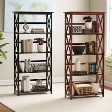 craftsman u0026 mission style bookcases and bookshelves hayneedle
