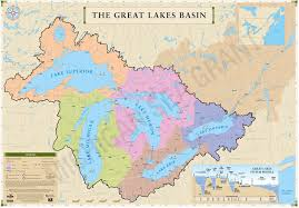 world map oceans seas bays lakes about the great lakes michigan sea grant