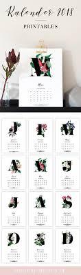 Kalender 2018 Gestalten Kostenlos 25 Einzigartige Kalender Gestalten Ideen Auf Planner