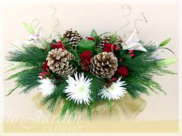 41 best christmas floral designs images on pinterest christmas