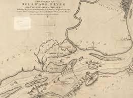 Map Delaware Hog Island Encyclopedia Of Greater Philadelphia