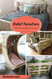 Pallet Furniture Ideas 10 Diy Reclaimed Pallet Furniture Ideas Newnist