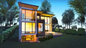 front elevation modern house architecture decorating ideas blog