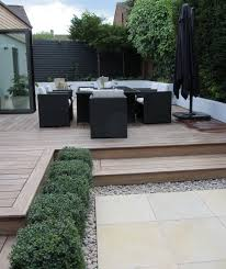 sloping garden pinner middlesex