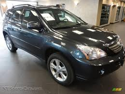 lexus smoky granite mica 2008 lexus rx 400h awd hybrid in smoky granite mica photo 3