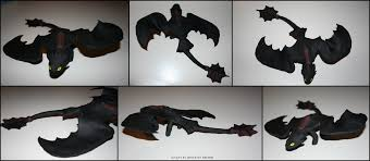 toothless cake topper toothless sculpture by sugarpoultry on deviantart