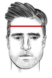 how to measure your beard length how to find the right beard type for your face shape pacinos